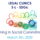 II Meeting - Legal Clinics of the Universities of the Community of Madrid