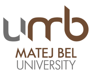Logo Matej Bel University
