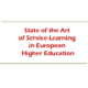 State of the Art of Service-learning in European Higher Education