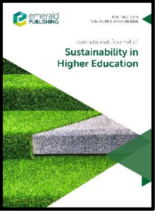 Journal Sustainability in Higher Education