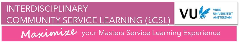 Interdisciplinary Community Service Learning